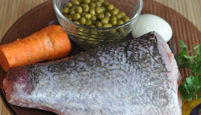 Рецепт Заливная рыба с желатином