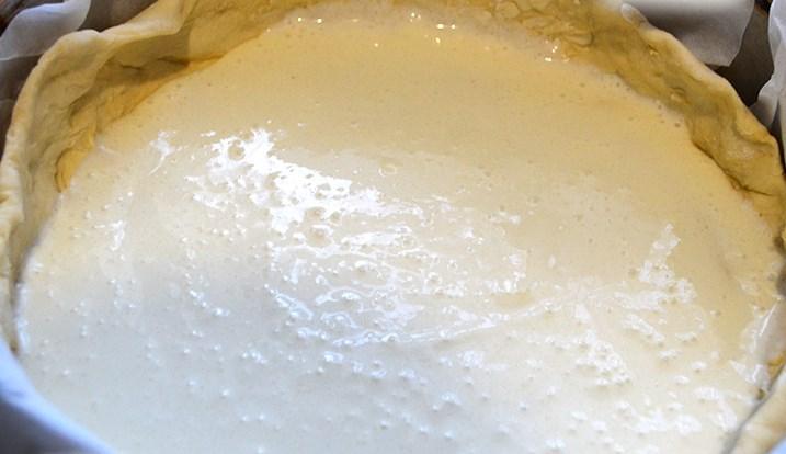 Итальянский пирог с клубникой - фото шаг 4