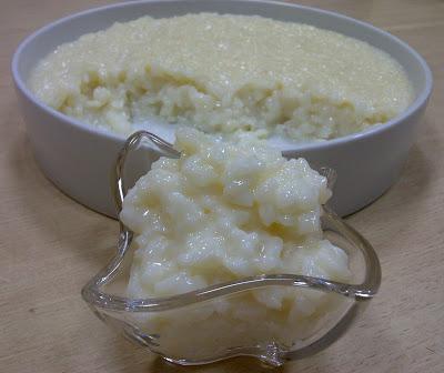 Рисовый пудинг с сахаром - фото шаг 7