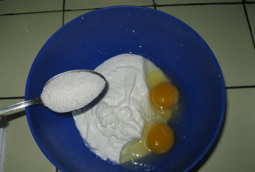 Рецепт Лепешки на сметане