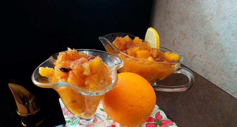 Варенье из тыквы с лимоном и апельсином - фото шаг 4