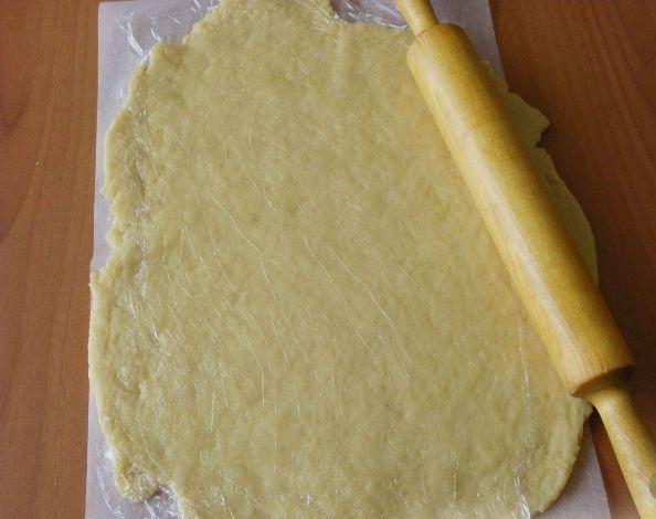 Печенье на рассоле от огурцов - фото шаг 3