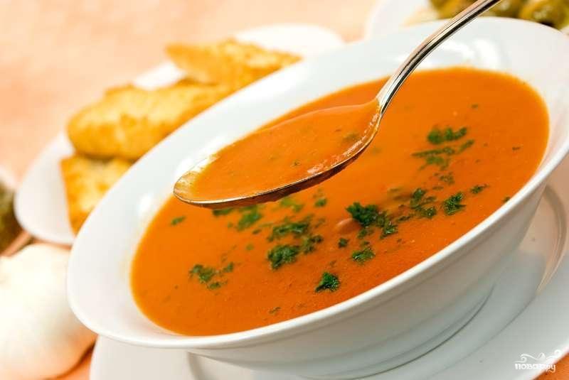 томатный суп по индийски рецепт с фото