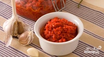 Рецепт Икра из помидоров