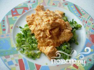 Критский лосось - фото шаг 9