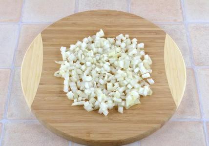 Рецепт Квашеная капуста, тушеная с сосиской