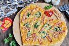 Пицца на 14 февраля