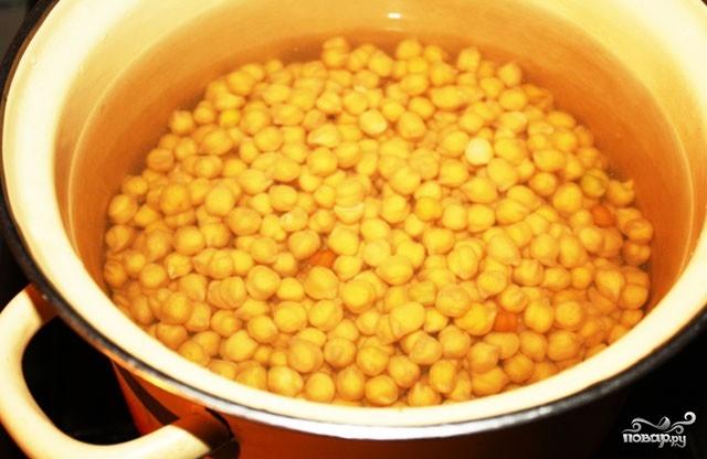 гороховый суп с копчеными ножками рецепт с фото