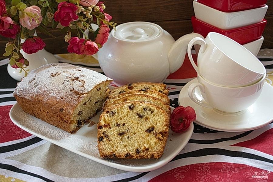 Бисквитное тесто для кексов - фото шаг 9