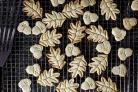 Печенье с мускатным орехом и кленовым сиропом
