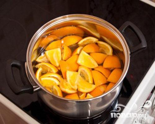 Апельсиновое желе - фото шаг 3