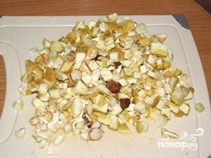 Жареные маслята с картошкой - фото шаг 2