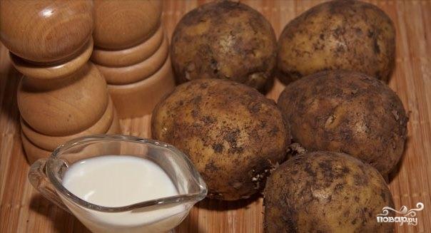 Оладьи из картофеля - фото шаг 1