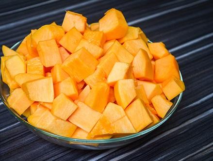 Рецепт Суп-пюре из тыквы для детей