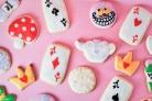 Печенье Алиса в стране чудес