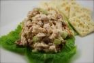 Салат из индейки и сельдерея
