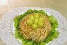 Салат Гнездо дрозда