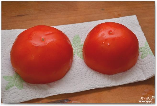 Фаршированные перцы и помидоры - фото шаг 4