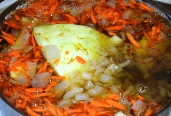 Маринованная капуста с морковью по-корейски - фото шаг 4