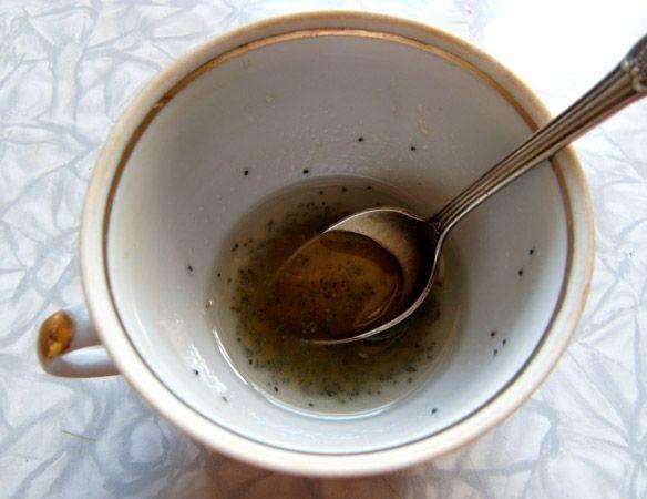 Салат с киви и сыром - фото шаг 3