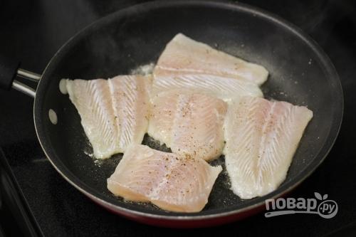 Рыба, тушенная с овощами - фото шаг 2