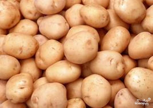 Рецепт Картофель фри в мультиварке