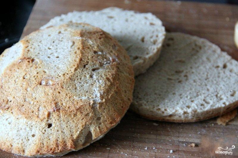 Шведский бутербродный торт - фото шаг 1