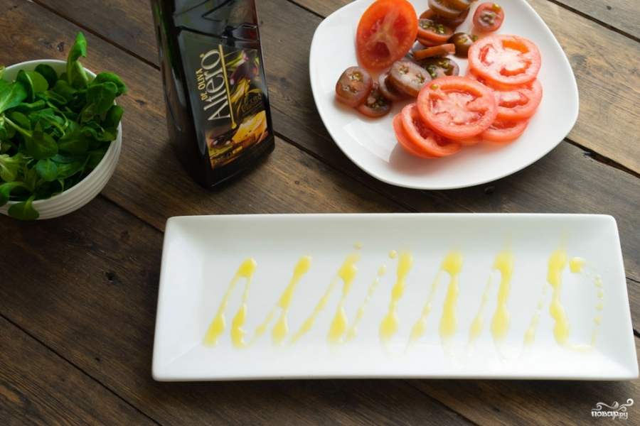 Закуска к мохито - фото шаг 2