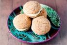 Имбирное печенье с кремом
