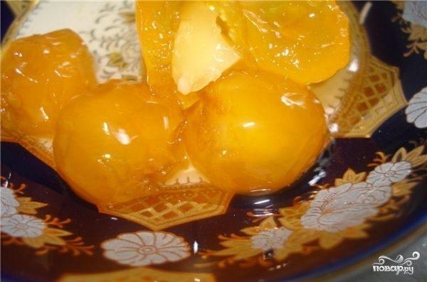 Рецепт Варенье из алычи в мультиварке