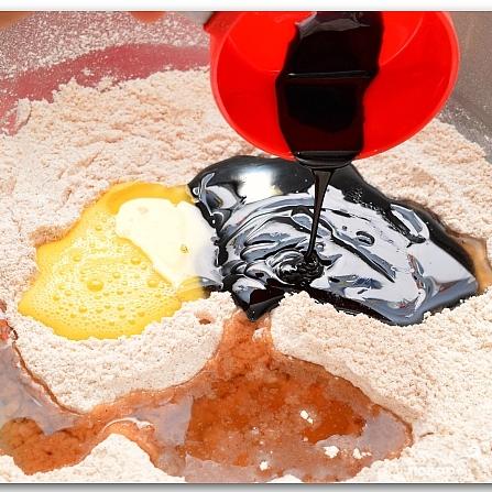 Американский кекс с имбирем - фото шаг 3