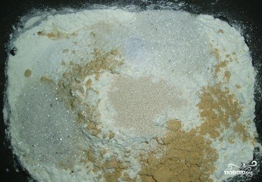 Горчичный хлеб в хлебопечке - фото шаг 3