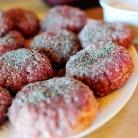 Рецепт Бургеры с мясом, виски и халапеньо