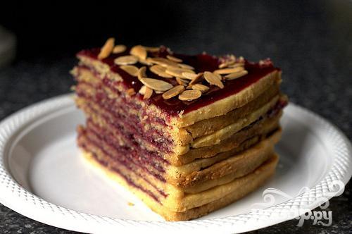 Неаполитанский торт