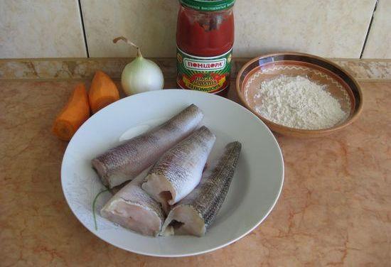 Рецепт Подлива к рыбе