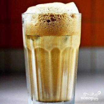 Кофе-фраппе - фото шаг 7