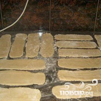 """Торт """"Монастырская изба"""" со взбитыми сливками - фото шаг 1"""