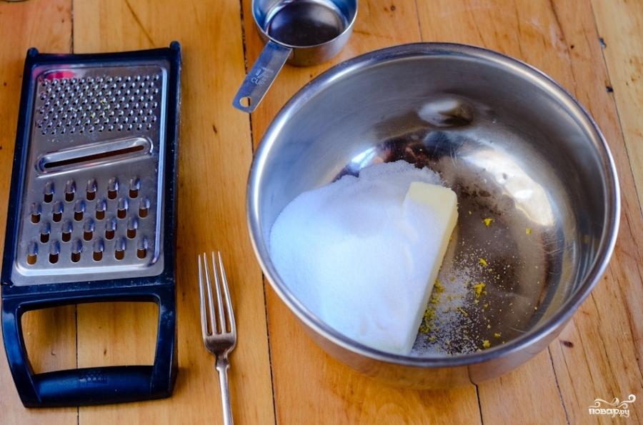 Рецепт Печенье с клюквой