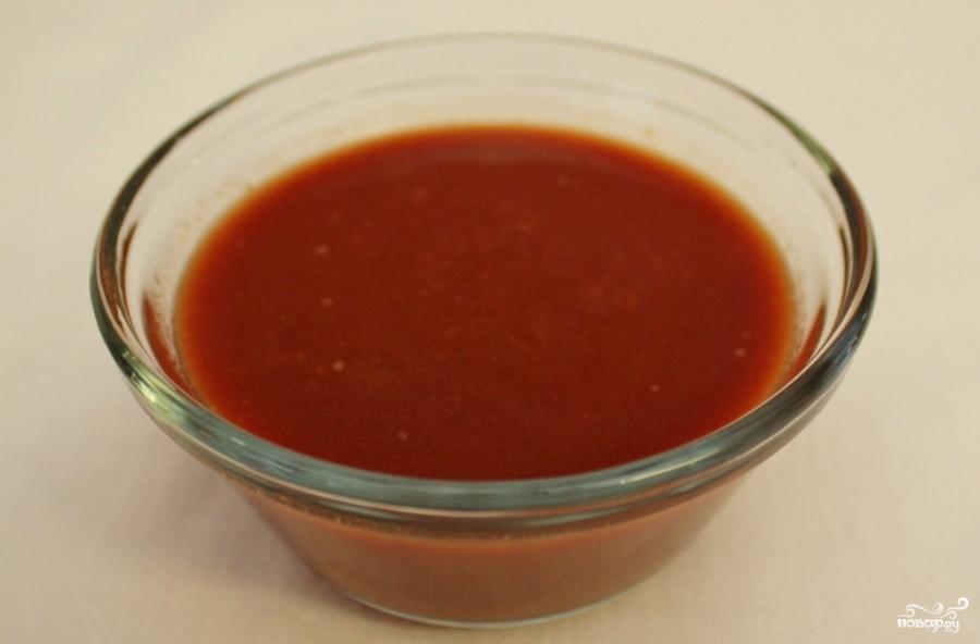 Стир-фрай с креветками - фото шаг 2