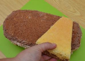 Торт на день рождения девочке 6 лет - фото шаг 2