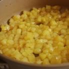 Рецепт Французские крепы с яблочной начинкой
