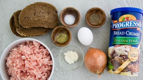 Рецепт Котлеты из свинины сочные