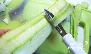 Кабачковая икра с томатной пастой - фото шаг 2