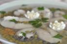 Заливная рыба с желатином