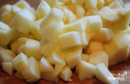 Ирландский яблочный пирог - фото шаг 2