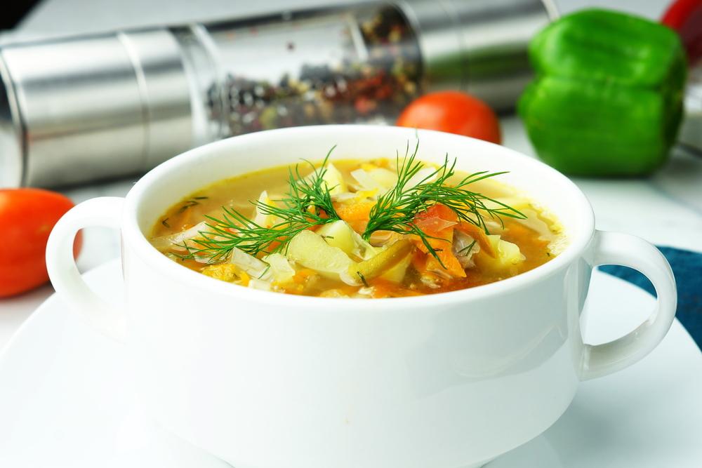 3 рецепта супов для похудения