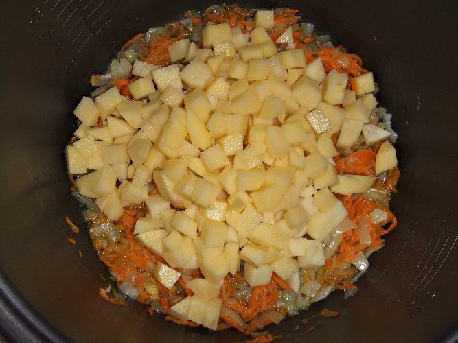 суп с ребрышками в мультиварке рецепты с фото