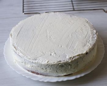 Крем для торта без масла - фото шаг 3