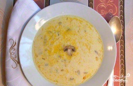 Грибной сыр