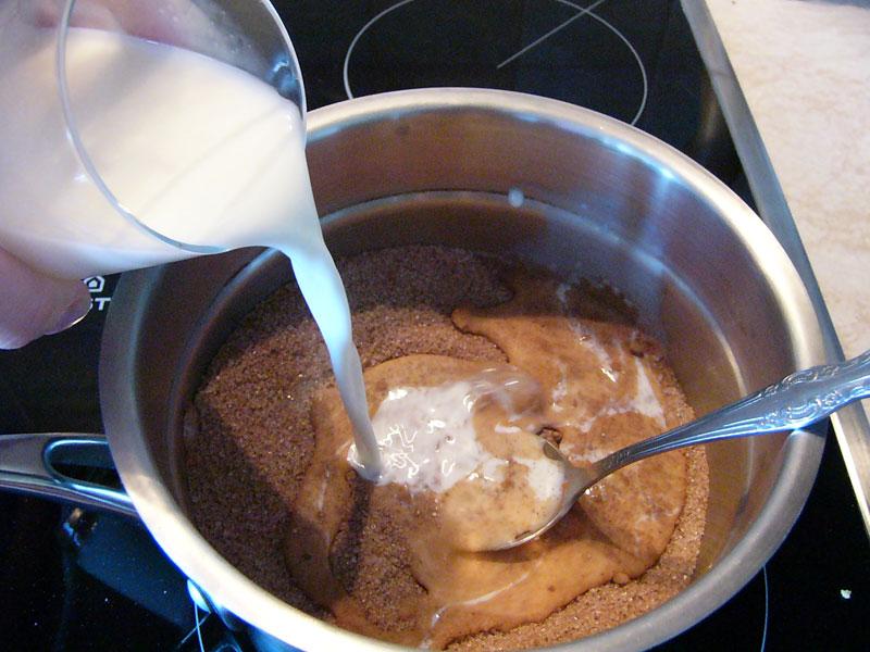 картошка пирожное рецепт из печенья с молоком